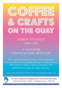 Large_Headway Coffee & Crafts Flyer