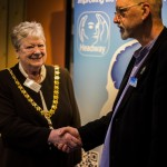 chairman-of-devon-county-council-cllr-christine-channon-meets-learning-development-manager-paul-bird