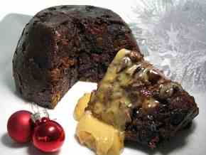 Ultimate Plum Christmas Pudding