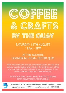 Coffee & Crafts by the Quay